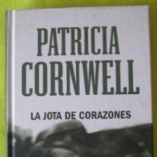 Libros de segunda mano: LA JOTA DE CORAZONES _ PATRICIA CORNWELL. Lote 60416339