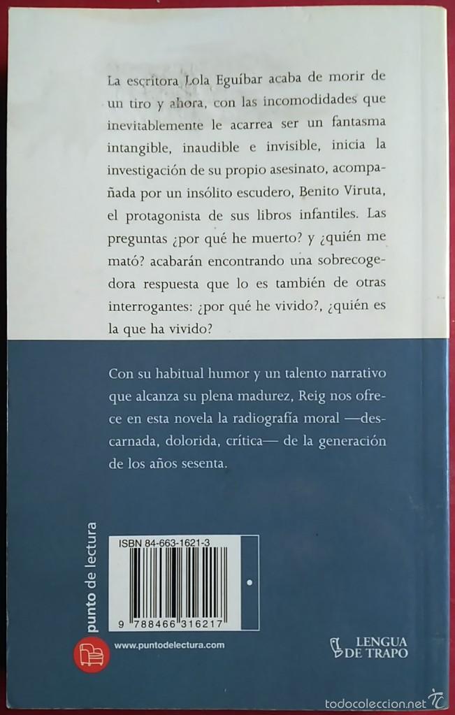 Libros de segunda mano: RAFAEL REIG . GUAPA DE CARA - Foto 2 - 60439531