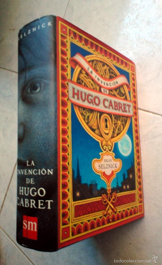 La Invencion De Hugo Cabret Por Brian Selznic Sold Through Direct Sale 60762227