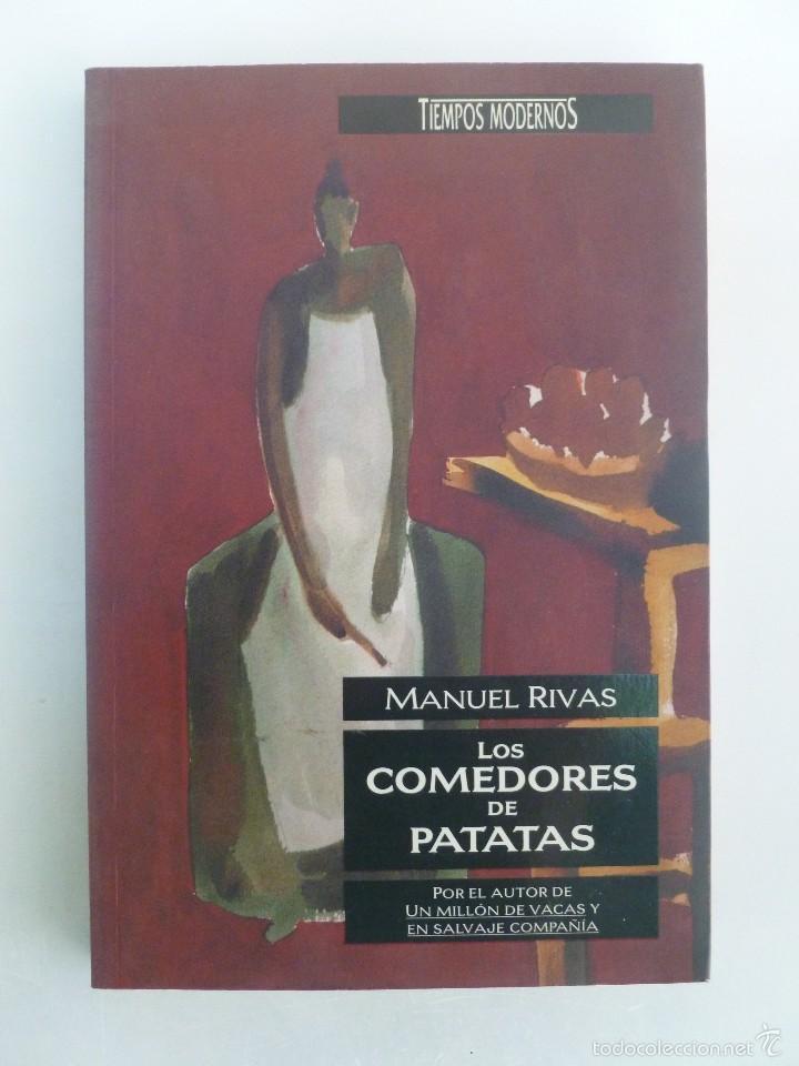 los comedores de patatas - manuel rivas. 170pp - Comprar en ...