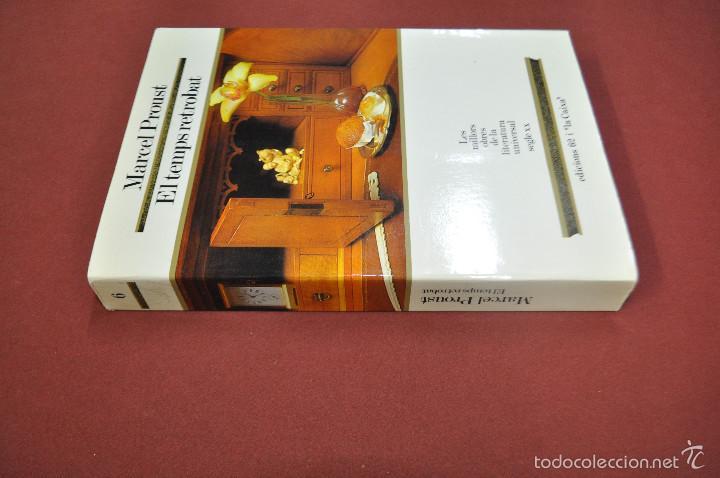 Libros de segunda mano: el temps retrobat - marcel proust - les millors obres de la literatura universal - molu s.XX - Foto 2 - 61345083