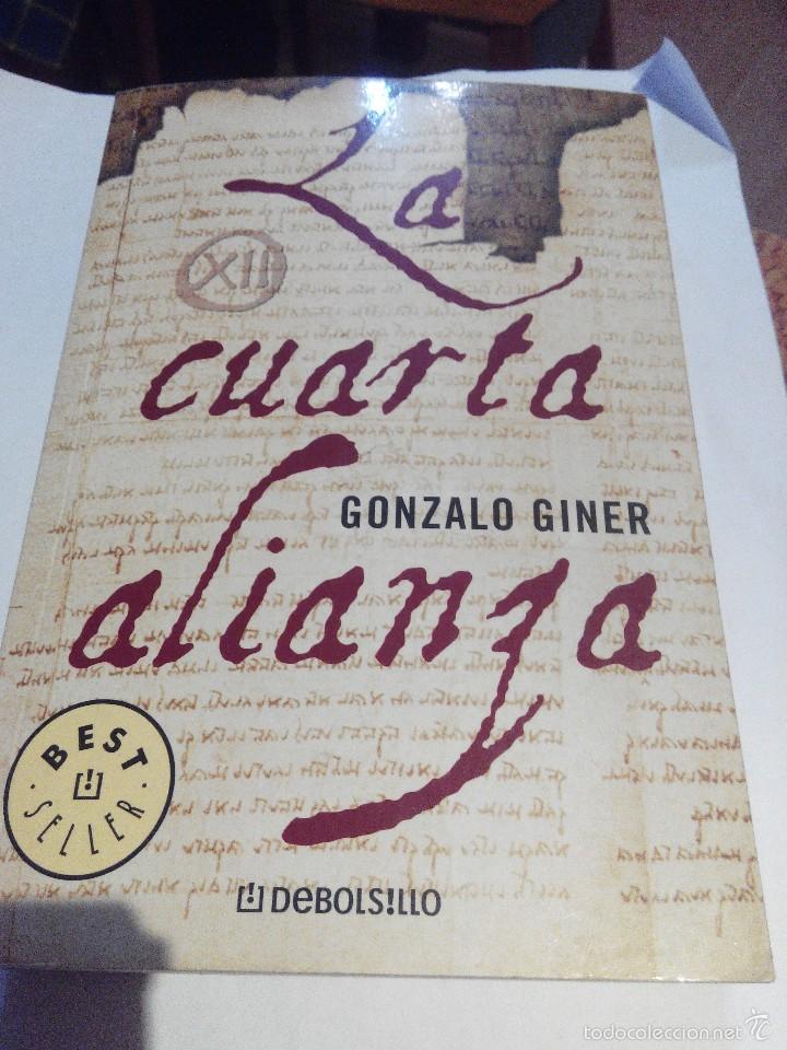 gonzalo giner - la cuarta alianza - Comprar en todocoleccion - 61362719