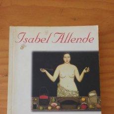 Libros de segunda mano: AFRODITA (ISABEL ALLENDE - 1997) (DEBOLSILLO - 4ª EDICIÓN , 2005). Lote 62501160