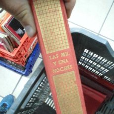 Libros de segunda mano: LIBRO LAS MIL Y UNA NOCHES 1965 ED. J. PÉREZ DEL HOYO L-12095. Lote 63532828