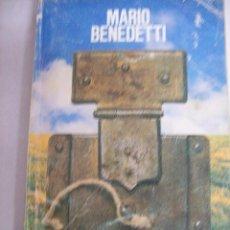 Libros de segunda mano: CUENTOS. MARIO BENEDETTI. 1995. Lote 64775155
