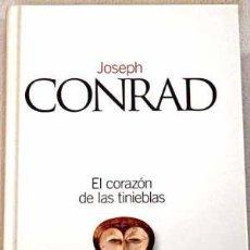 Livres d'occasion: EL CORAZON DE LAS TINIEBLAS (JOSEPH CONRAD) - CLASICOS DEL SIGLO XX EL PAIS - NUEVO. Lote 64986243