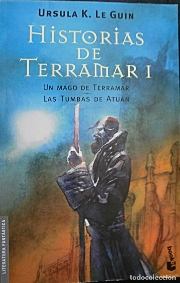 Historias De Terramar I Un Mago De Terramar Sold At Auction 65752970