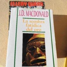 Livros em segunda mão: LIBRO LA SOMBRA FATÍDICA J.D. MACDONALD 1980 ED. CARALT L-12368. Lote 65839394