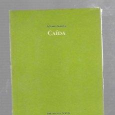 Livres d'occasion: CAIDA. ALVARO GARCIA. EDITORIAL PRE-TEXTOS. SIN ABRIR. PRECINTADO. Lote 66206834