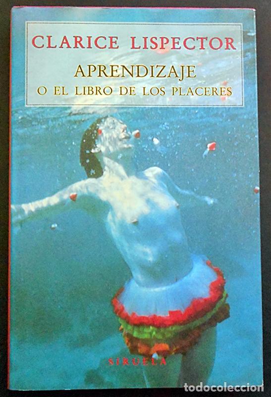 el libro de los placeres clarice lispector pdf