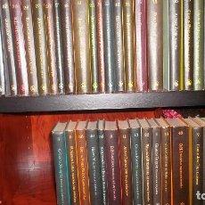 Libros de segunda mano: LOTE DE 43 LIBROS DE LA COLECCIÓN BRUGUERA CLUB. LITERATURA UNIVERSAL.. Lote 58668485