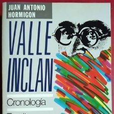 Libros de segunda mano: RAMÓN DEL VALLE-INCLÁN . ESCRITOS DISPERSOS / EPISTOLARIO. Lote 66991326