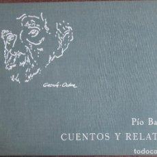 Libros de segunda mano: CUENTOS Y RELATOS - PÍO BAROJA - EDICIONES ENEBRO 1973 EDICIÓN NUMERADA Nº 445. Lote 67551601