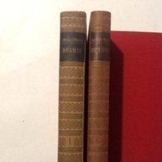 Libros de segunda mano: DRAMAS 1949 WILLIAM SHAKESPEARE. OTELO, ROMEO Y JULIETA, HAMLET, EL MERCADER DE VENECIA, MACBETH. Lote 67618229