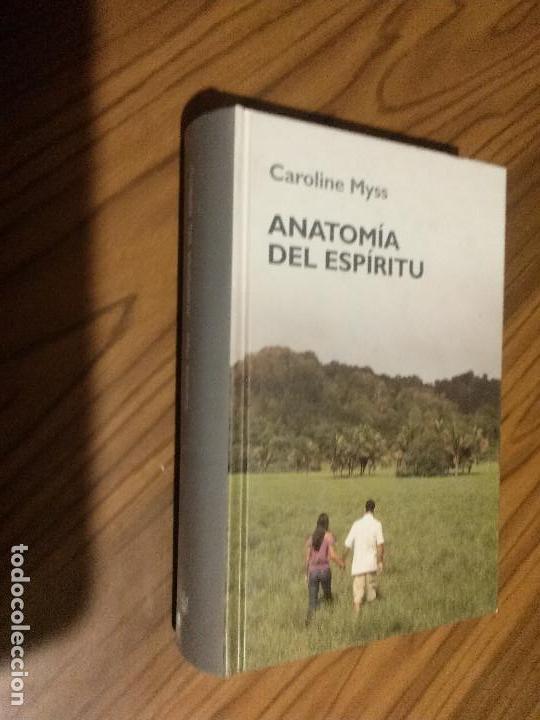 anatomia del espiritu. caroline myss. rba. tapa - Comprar en ...
