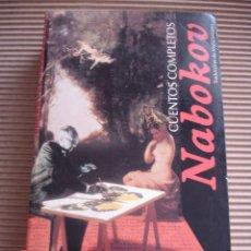 Libros de segunda mano: CUENTOS COMPLETOS - VLADIMIR NABOKOV - EDITORIAL ALFAGUARA, 2001. Lote 68365589