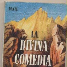 Libros de segunda mano: ENCICLOPEDIA PULGA Nº 230. LA DIVINA COMEDIA. 224 PÁGINAS.. Lote 69633553
