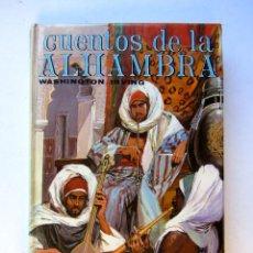 Libros de segunda mano - Cuentos de la Alhambra. Washington Irving - 70088333