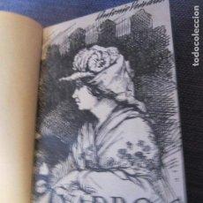 Libros de segunda mano: CUADROS ABULENSES- A.VEREDAS RODRIGUEZ- AVILA 1939-1ª EDICION. Lote 70166937