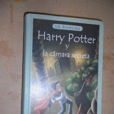 Libros de segunda mano: HARRY POTTER Y LA CAMARA SECRETA, EMECE,1999. Lote 112987152