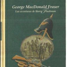 Libros de segunda mano: ROYAL FLASH. LAS AVENTURAS DE HARRY FLASHMAN . GEORGE MACDONALD FRASER. EDHASA.BARCELONA.1998. Lote 70434129