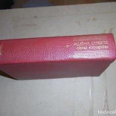 Libros de segunda mano: AGATHA CHRISTIE, OBRAS, TOMO 6, AGUILAR. Lote 70503817