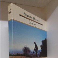 Libros de segunda mano: MOLLOY. Lote 195399371