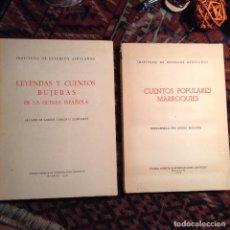 Libros de segunda mano: CUENTOS Y LEYENDAS. Lote 72850143