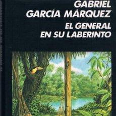 Libros de segunda mano: EL GENERAL EN SU LABERINTO. GABRIEL GARCÍA MÁRQUEZ. Lote 73076811