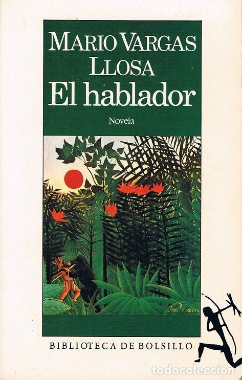 El Hablador - Mario Vargas Llosa - $ 180,00 en Mercado Libre