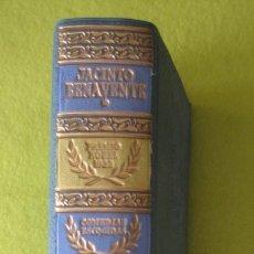 Libros de segunda mano: COMEDIAS ESCOGIDAS _ JACINTO BENAVENTE (1958). Lote 73911807