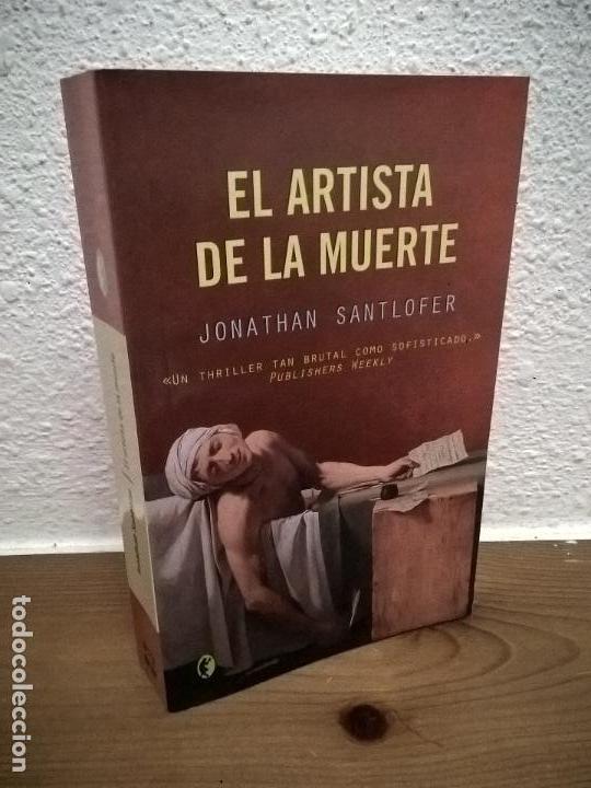 El Artista De La Muerte Jonathan Santlofer Buy Other Books Of Narrative At Todocoleccion 74228187