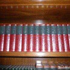 Libros de segunda mano: GRANDES NOVELISTAS MUNDIALES. 15 TOMOS EDITORIAL PLANETA. Lote 73621467