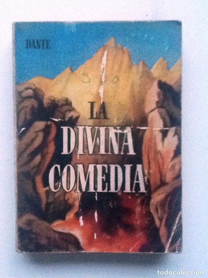 LA DIVINA COMEDIA DANTE COLECCION PULGA (Libros de Segunda Mano (posteriores a 1936) - Literatura - Narrativa - Otros)