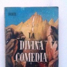 Libros de segunda mano: LA DIVINA COMEDIA DANTE COLECCION PULGA . Lote 74763787