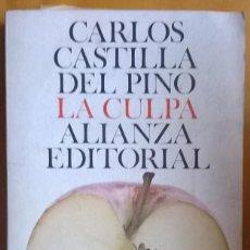 Libros de segunda mano: 1981-LA CULPA-CASTILLA DEL PINO, CARLOS. Lote 76141643