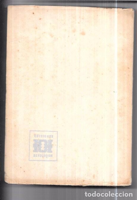 Libros de segunda mano: EL SIGLO DE LAS LUCES. ALEJO CARPENTIER. EDICIONES REVOLUCIÓN. LA HABANA, 1965. 2ª EDICIÓN. - Foto 2 - 76451083
