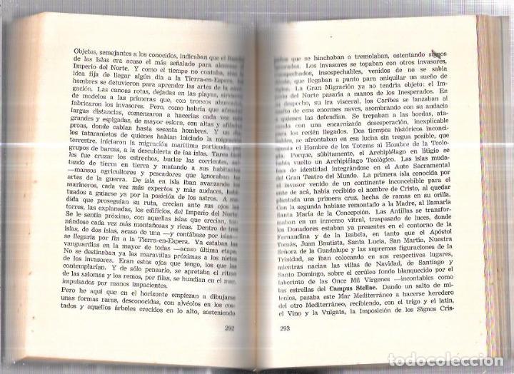 Libros de segunda mano: EL SIGLO DE LAS LUCES. ALEJO CARPENTIER. EDICIONES REVOLUCIÓN. LA HABANA, 1965. 2ª EDICIÓN. - Foto 4 - 76451083