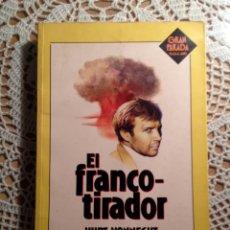 Libros de segunda mano: EL FRANCOTIRADOR, DE KURT VONNEGUT (GRAN PARADA PLAZA & JANÉS) EL FRANCO-TIRADOR. Lote 59172755