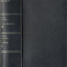 Libros de segunda mano: JUAN LOBÓN Y OTRAS HISTORIAS, LUIS BERENGUER. Lote 77571469