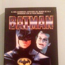Libros de segunda mano: BATMAN, DE CRAIG SHAW GARDNER (NOVELIZACIÓN DE LA PRIMERA PELÍCULA DE TIM BURTON). Lote 77666411