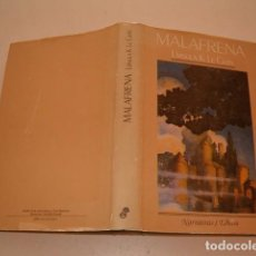 Libros de segunda mano: URSULA K. LE GUIN. MALAFRENA. RMT79134. . Lote 77752265