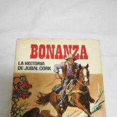 Libros de segunda mano: LA HISTORIA DE JUBAL CORK, BONANZA. Lote 79071669
