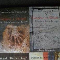 Libros de segunda mano: GARGORIS Y HABIDIS 4 TOMOS. FERNANDO SANCHEZ DRAGO. HIPERION. PERALTA 1980 ( DEL 28/31). . Lote 79895693