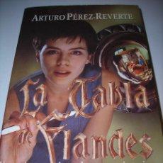 Libros de segunda mano: LA TABLA DE FLANDES. Lote 80504513