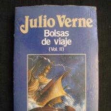 Libros de segunda mano: BOLSAS DE VIAJE - VOL.II - Nº 82 - JULIO VERNE - EDICIONES ORBIS - PRECINTADO.. Lote 80773170