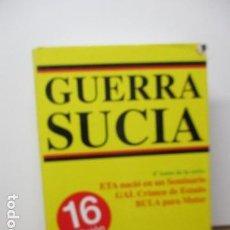 Libros de segunda mano: GUERRA SUCIA - ALVARO BAEZA L.. Lote 81030176