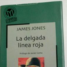 Libros de segunda mano: LA DELGADA LÍNEA ROJA, DE JAMES JONES.. Lote 81074134