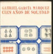 Libros de segunda mano: GABRIEL GARCIA MARQUEZ. CIEN AÑOS DE SOLEDAD. EDITORIAL SUDAMERICANA. Lote 81794160