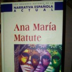 Libros de segunda mano: OLVIDADO REY GUDU 1. ANA MARÍA MATUTE. Lote 82322062